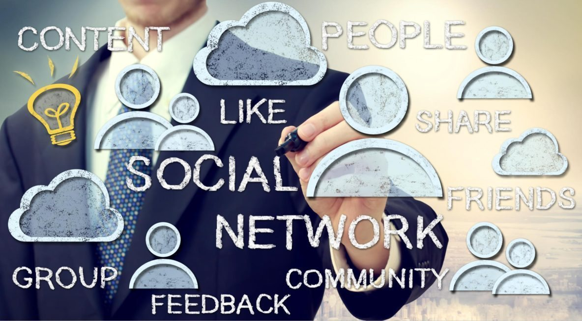 Social Media by Social Power